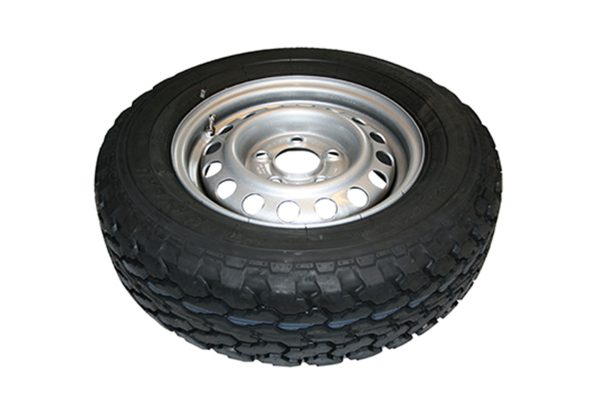 Complete Wheel 80158