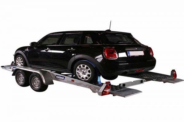 Car Trailer 3504 A4 (14×7 ft)