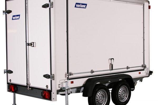 Cargo Trailer 2517 C3 (10×7 ft)