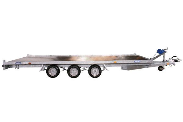 FlatBed Trailer 3522 L5 (17×7 ft)