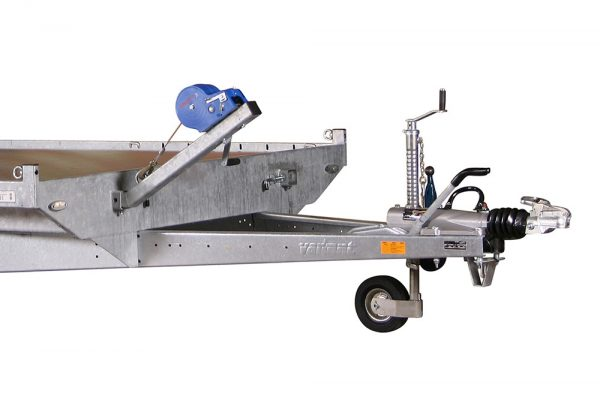 FlatBed Trailer 3522 L5 (17×7 ft)