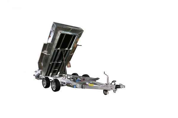 Machine Tipper Trailer 3015 MT (10×6 ft)