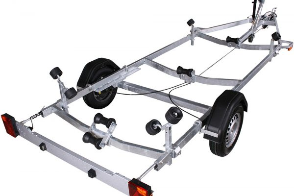 Boat Trailer Ocean 1000 (up to 18 ft)