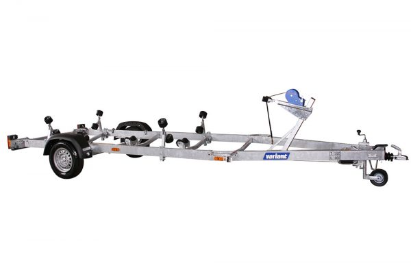 Boat Trailer Ocean 1350 (up to 19 ft)