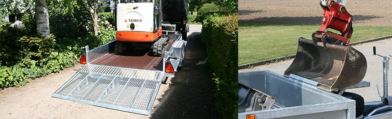 plant trailers for sale central coast