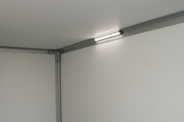 Interior LED Lighting For Enclosed Trailers