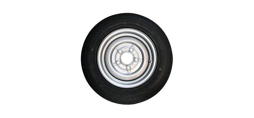 COMPLETE WHEEL 195/50 R13 C