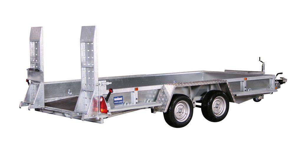 beaver tail trailer 13x8 FT