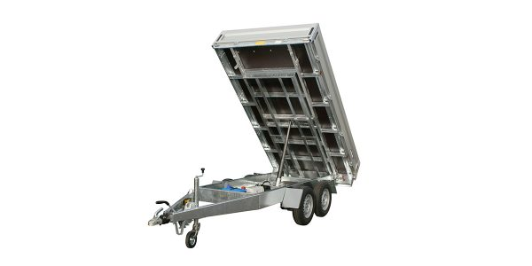 Tipper Trailer 2717 T3 (10.6×5.6 ft)