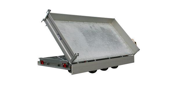 Tipper Trailer 3321 TB (13.8×7 FT)
