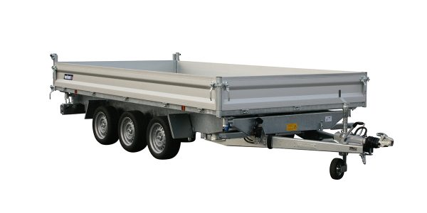 Tipper Trailer 3321 TB (13.6×7 FT)