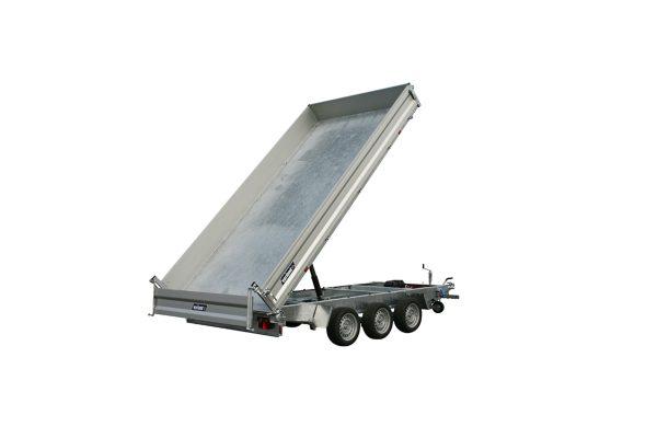 3 way tipper trailer