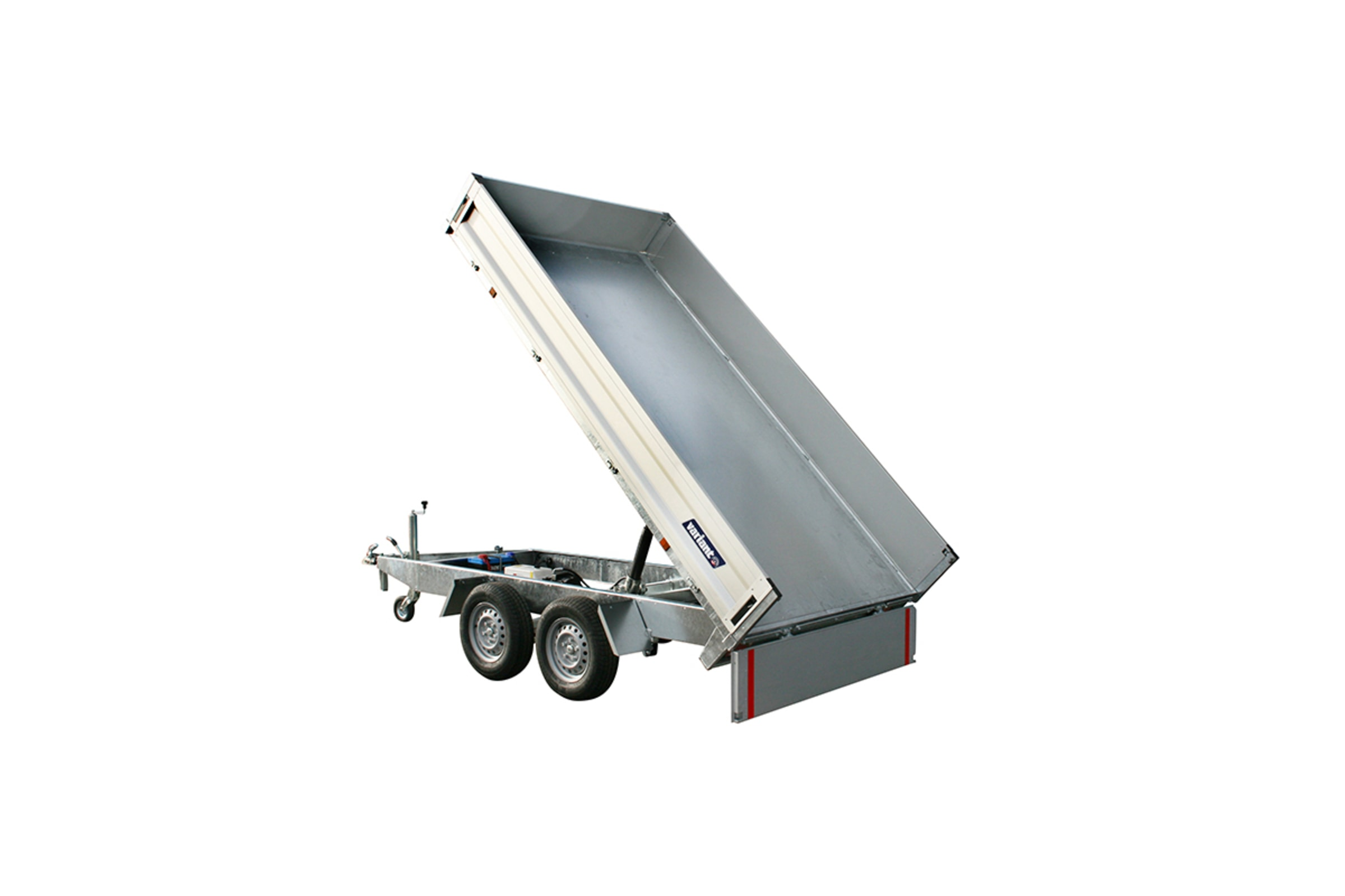 1 way tipper trailer