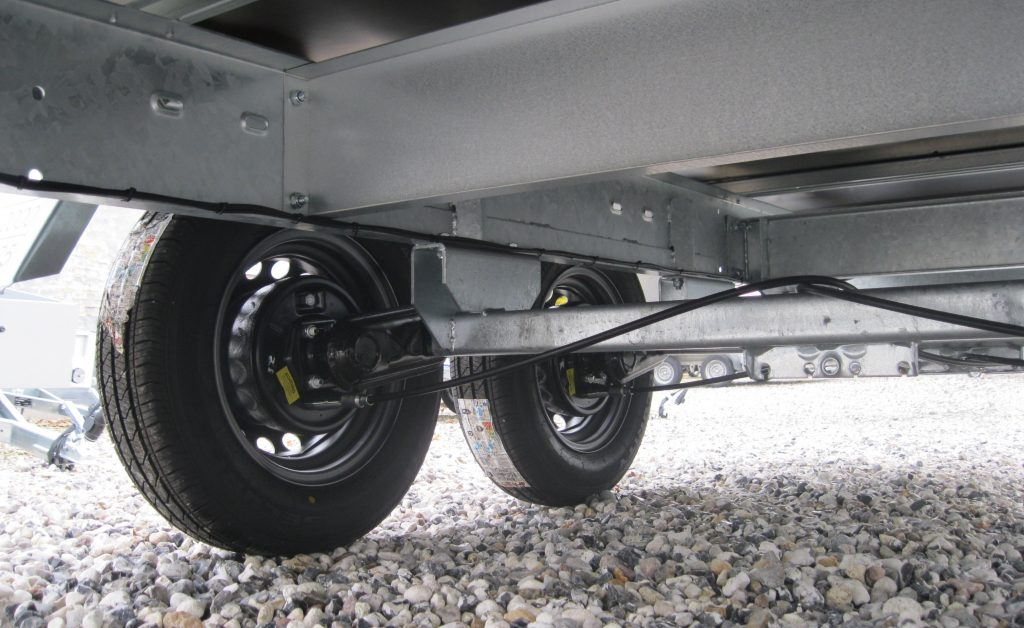mechanical trailer brakes