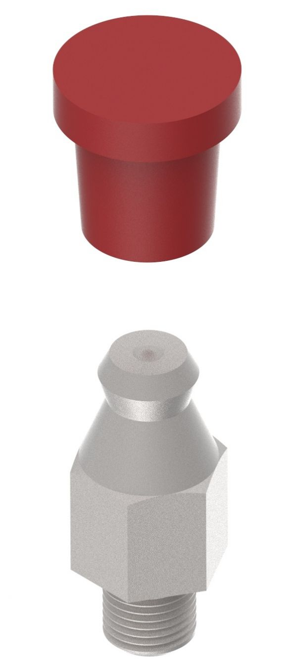 Conical Grease Nipple CPL